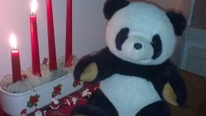 Denna fina present fick jag av mitt fans Arne :)