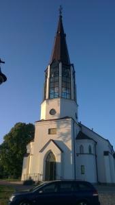 Skallsjö kyrka