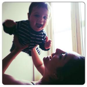 Samuel i luften