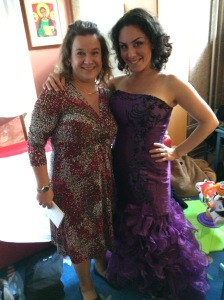 Min underbara granne Jeanette!