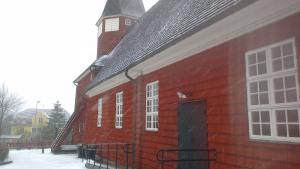 Bondtorps kyrka