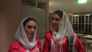 Agnes och Sunita