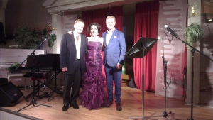 Trion! Lowe, Gunnar och Negar