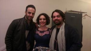 Raha, jag och Babak