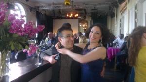 Ramin och jag! :)