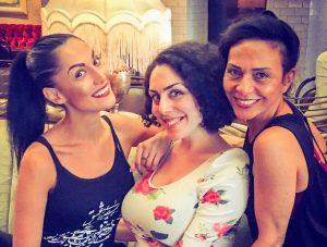 Med Arghavan och Soroor! Under kulturkalaset medverkar trion i Arghavans show på Stora Teatern!