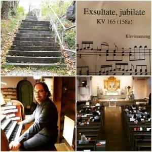 begravning sångerska konsert gudstjänst masthuggskyrkan sopran mozart