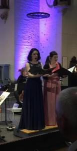 vivaldi, gloria, masthuggskyrkan, sopran, solis